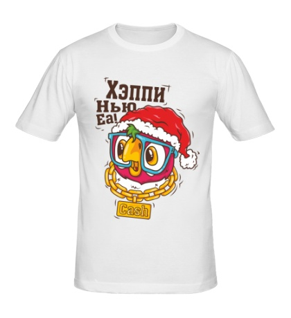 Мужская футболка Хэппи Нью Еа!