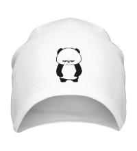 Шапка Угрюмая панда