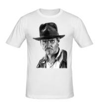 Мужская футболка Индиана Джонс: Харрисон Форд