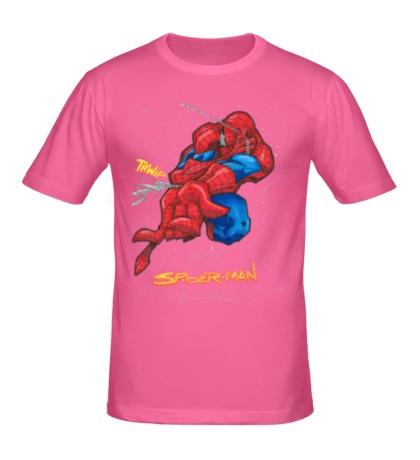 Мужская футболка Spider-Man Comics