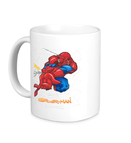 Керамическая кружка Spider-Man Comics