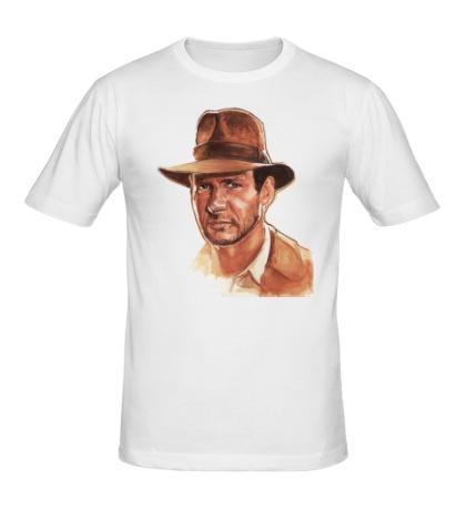 Мужская футболка Харрисон Форд