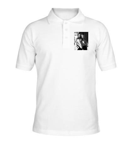 Рубашка поло Кейт Мосс