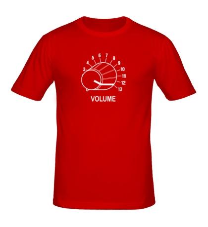 Мужская футболка Volume