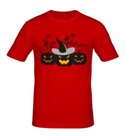Мужская футболка Dark Halloween