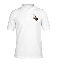 Рубашка поло Веселый олень