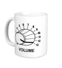 Керамическая кружка Volume