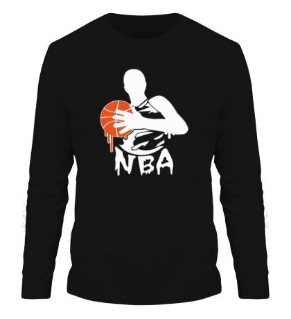 Мужской лонгслив NBA Player