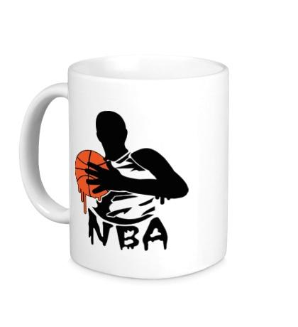 Керамическая кружка NBA Player
