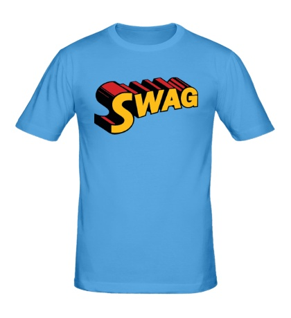 Мужская футболка Super Swag