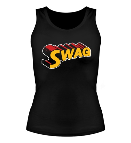 Женская майка Super Swag