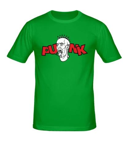 Мужская футболка Punk