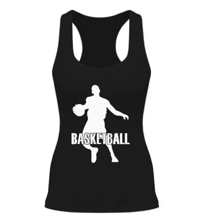 Женская борцовка Basketball Player