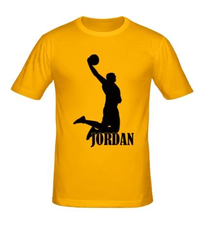 Мужская футболка Michael Jordan