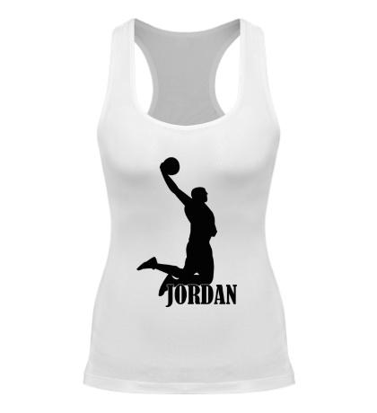 Женская борцовка Michael Jordan