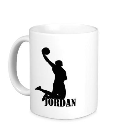 Керамическая кружка Michael Jordan