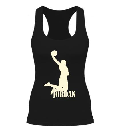 Женская борцовка Michael Jordan Glow