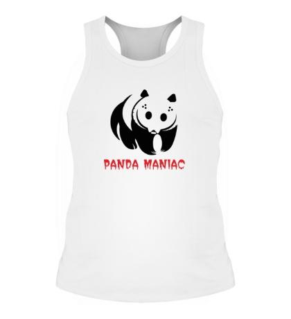 Мужская борцовка Панда маньяк
