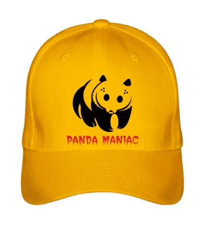 Бейсболка Панда маньяк