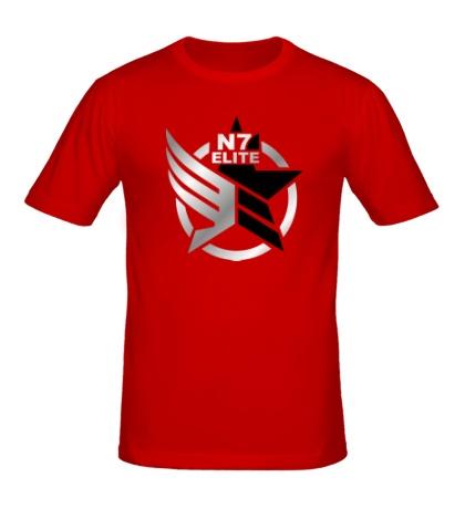 Мужская футболка Mass Effect: N7 Elite