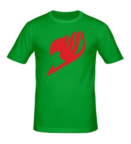 Мужская футболка Fairy Taill Symbol