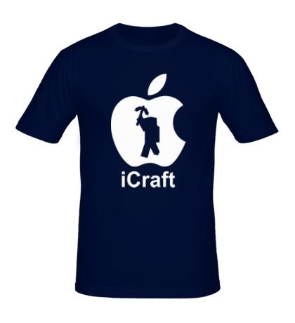 Мужская футболка ICraft