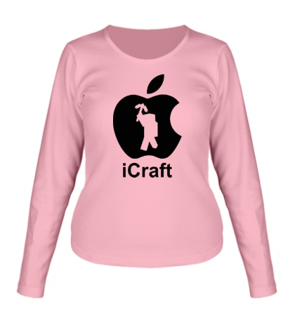 Женский лонгслив ICraft