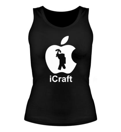 Женская майка ICraft