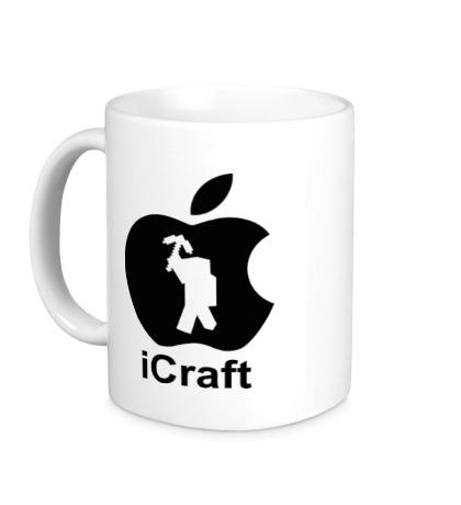 Керамическая кружка ICraft