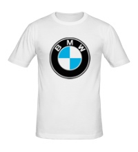Мужская футболка BMW