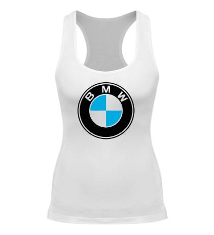 Женская борцовка BMW