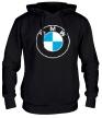 Толстовка с капюшоном «BMW» - Фото 1