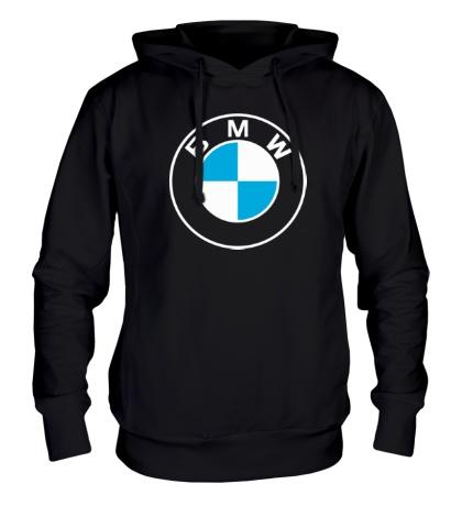 Толстовка с капюшоном BMW