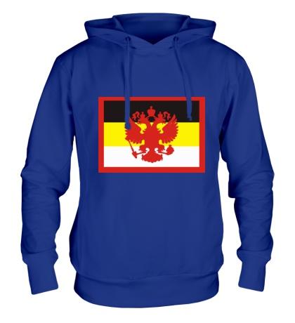 Толстовка с капюшоном Имперский флаг