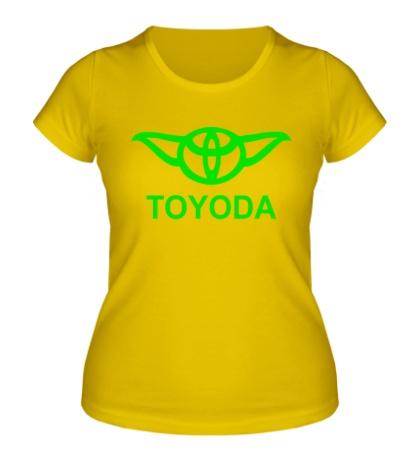 Женская футболка Toyoda