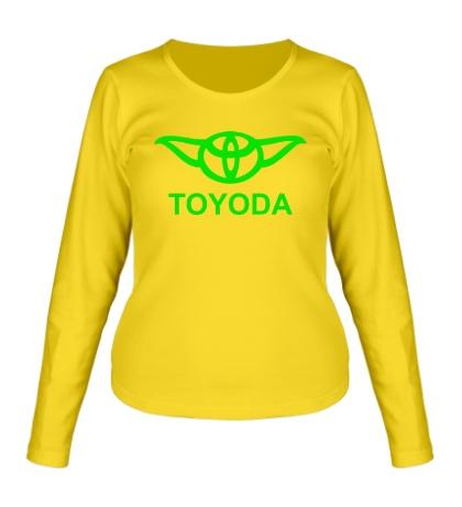 Женский лонгслив Toyoda