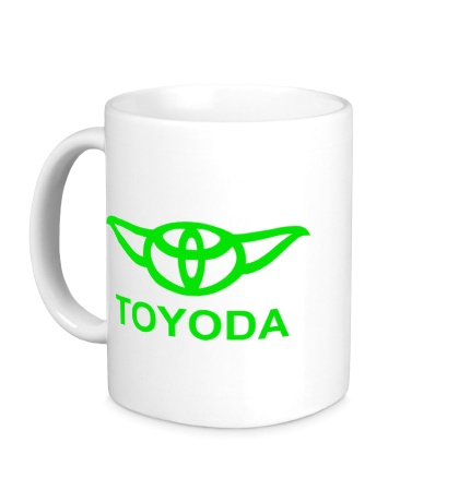Керамическая кружка Toyoda