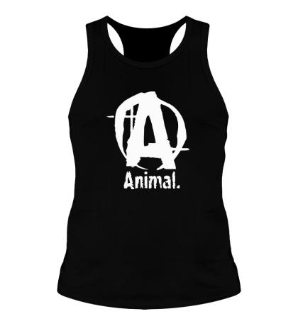 Мужская борцовка Animal Logo