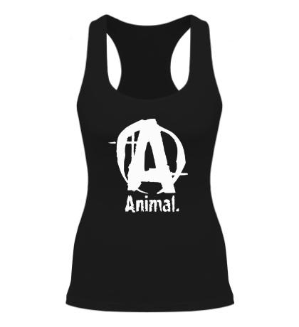Женская борцовка Animal Logo