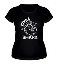 Женская футболка Gym Shark