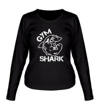 Женский лонгслив Gym Shark