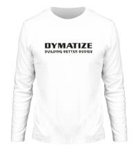 Мужской лонгслив Dymatize Building better bodies