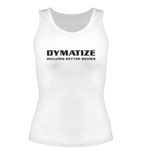 Женская майка Dymatize Building better bodies