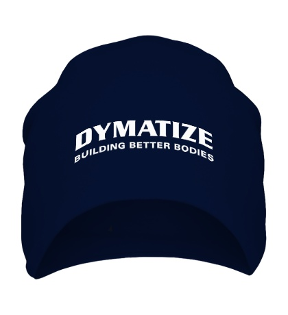 Шапка «Dymatize Building better bodies»