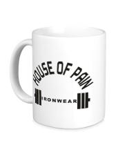 Керамическая кружка House of pain ironwear