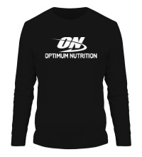 Мужской лонгслив Optimum nutrition