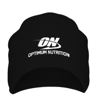 Шапка Optimum nutrition