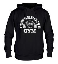 Толстовка с капюшоном Power House Gym
