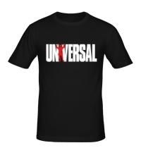 Мужская футболка Universal nutrition