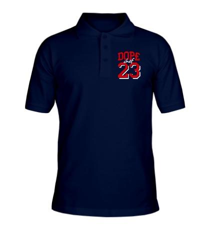 Рубашка поло Dope chef 23